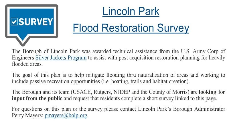 Flood Survey 2020 - webx