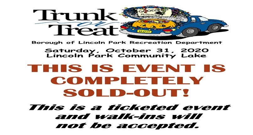Trunk or Treat closed webx
