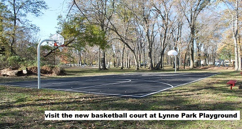 Lynne Park Basketball Court-2